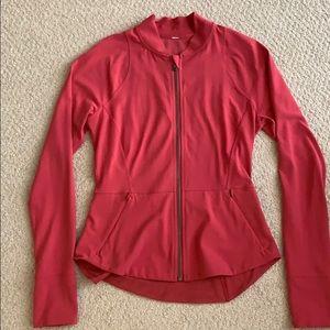Lululemon jacket.